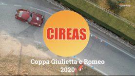 Coppa Giulietta e Romeo 2020 – Campionato Italiano Regolarità Autostoriche