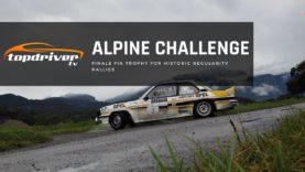 ALPINE CHALLENGE 2020 | FINALE FIA TROPHY