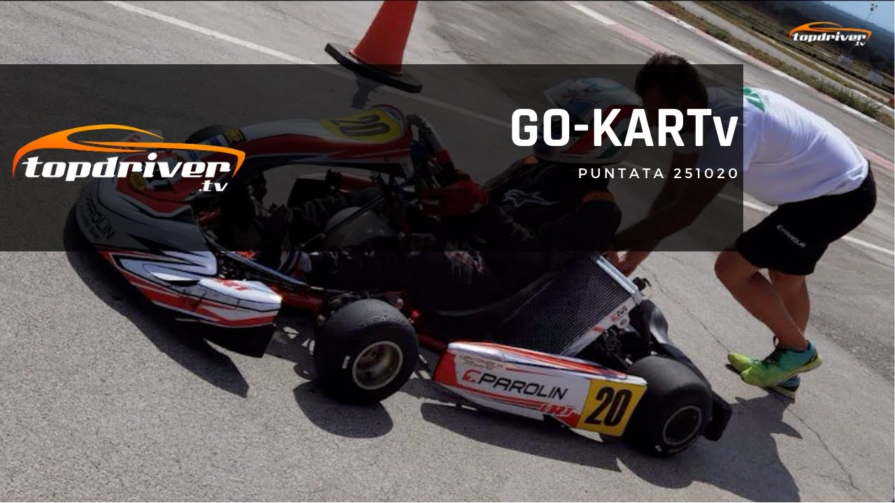 GoKARTv | Puntata 251020