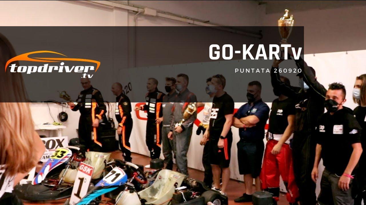 GoKARTv | Puntata 260920