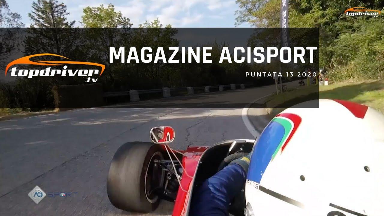 Magazine Acisport | Puntata 13 2020