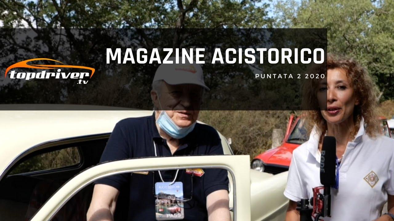 Magazine Acistorico | Puntata 2 2020