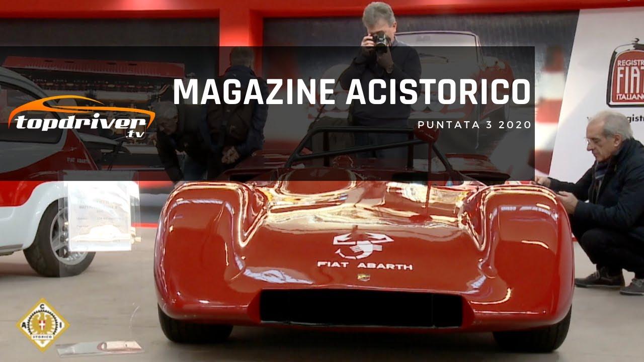 Magazine Acistorico | Puntata 3 2020