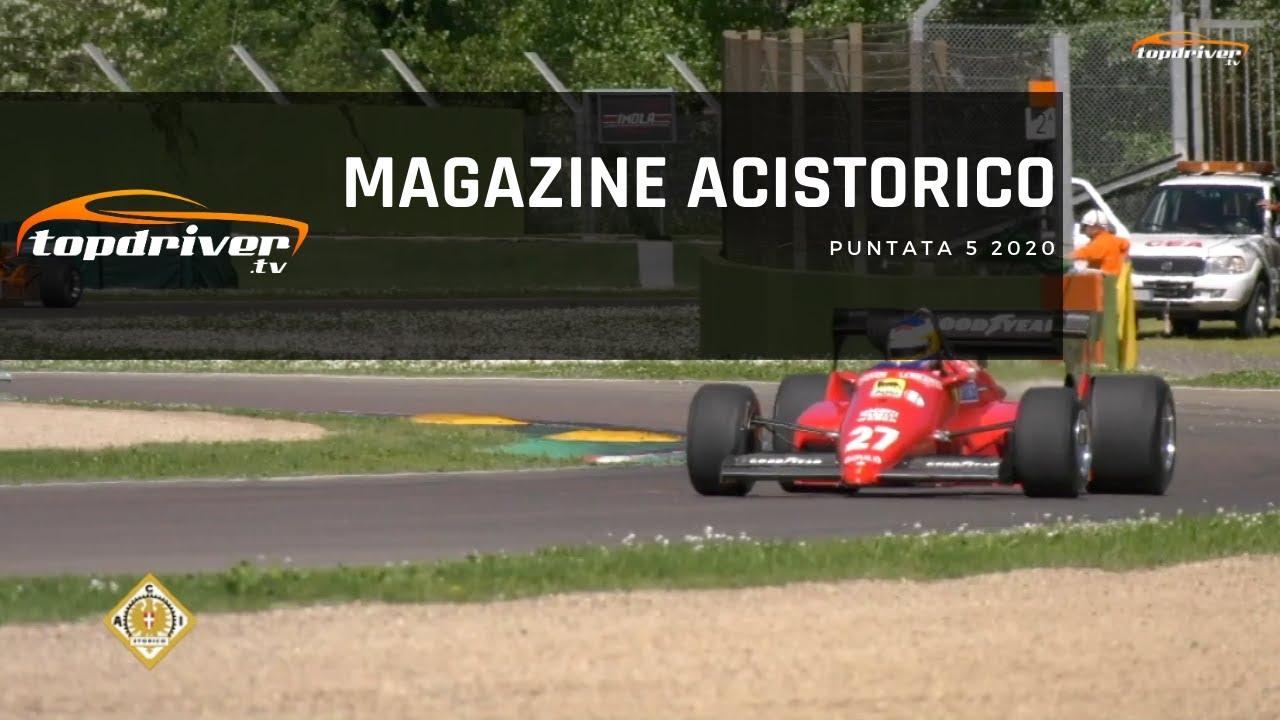 Magazine Acistorico | Puntata 5 2020