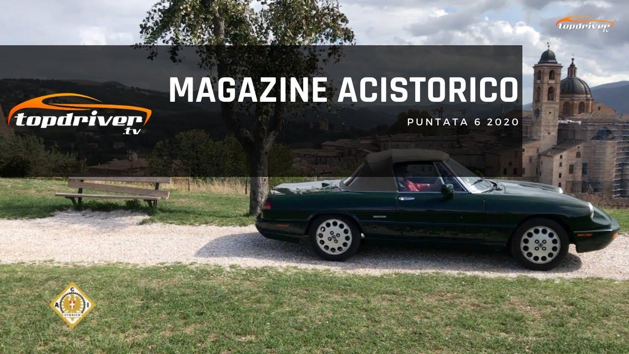 Magazine Acistorico | Puntata 6 2020