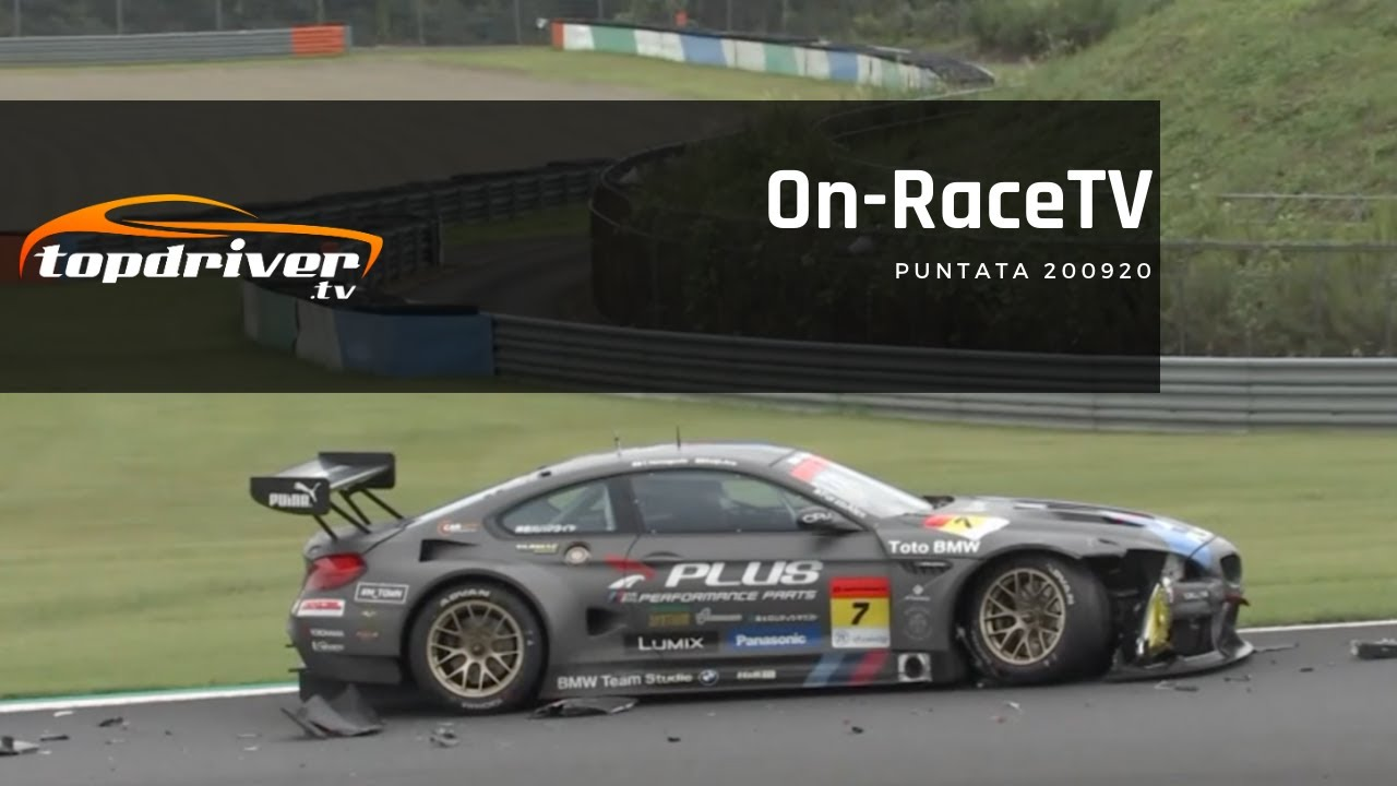 ON RACE TV | Puntata 200920