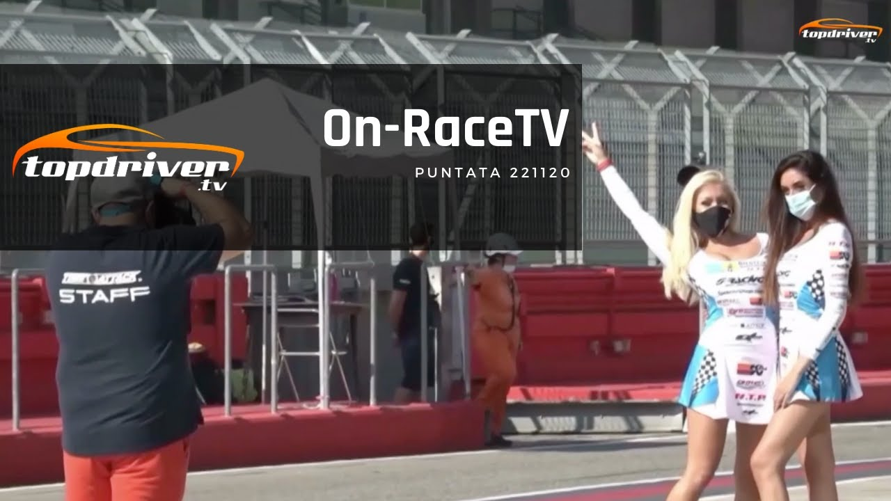 ON RACE TV | Puntata 221120