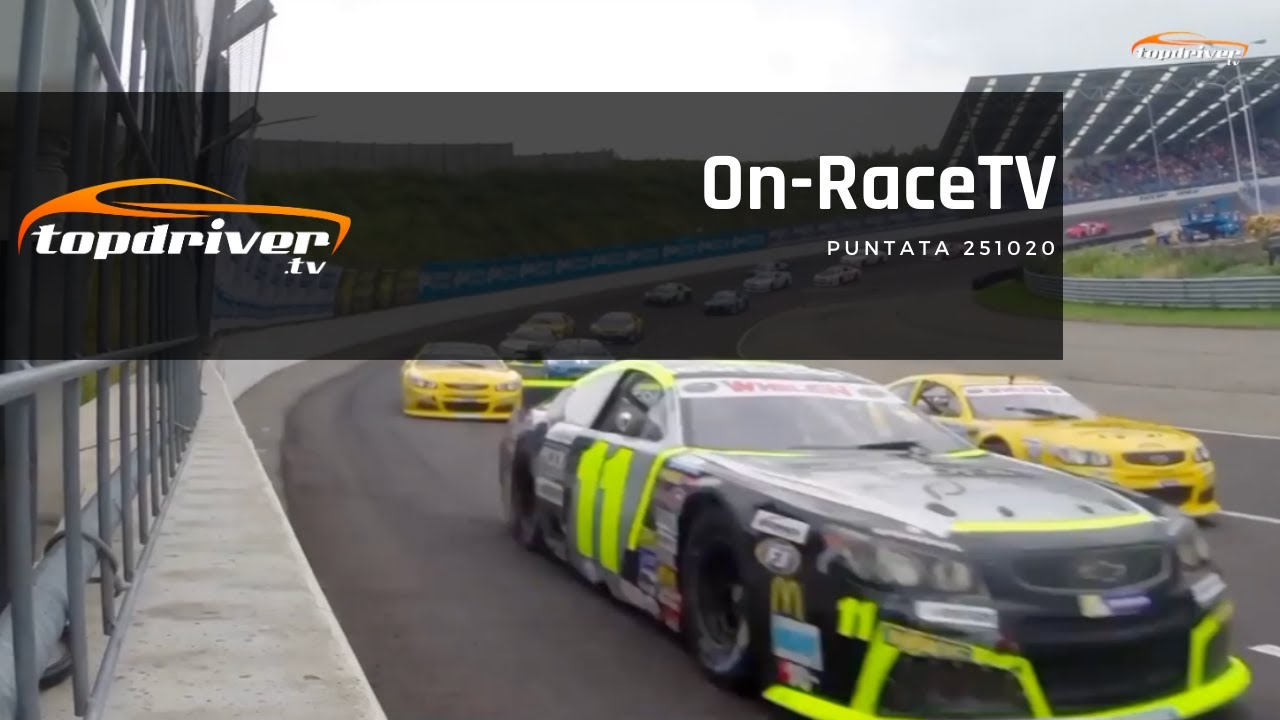 ON RACE TV | Puntata 251020