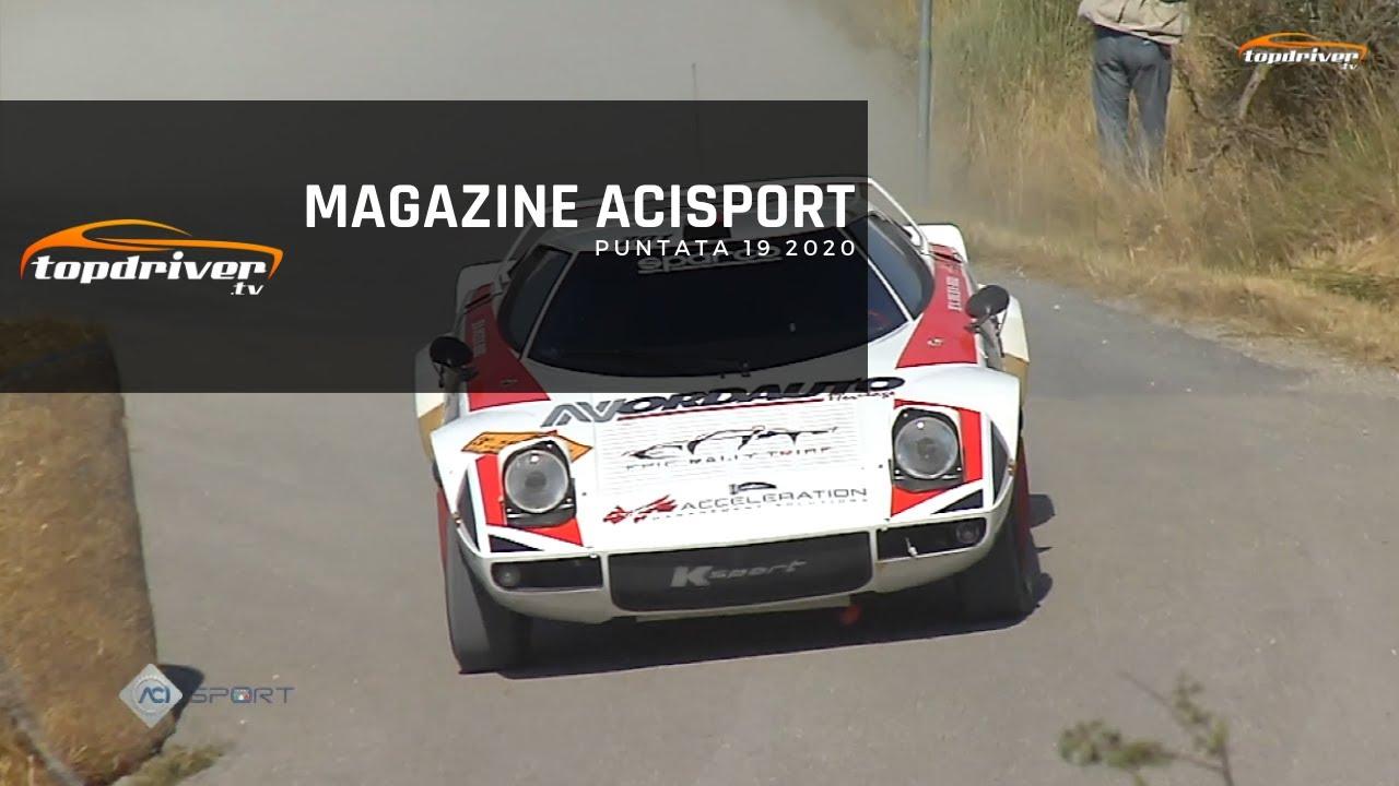 Acisport Magazine | Puntata 19 2020