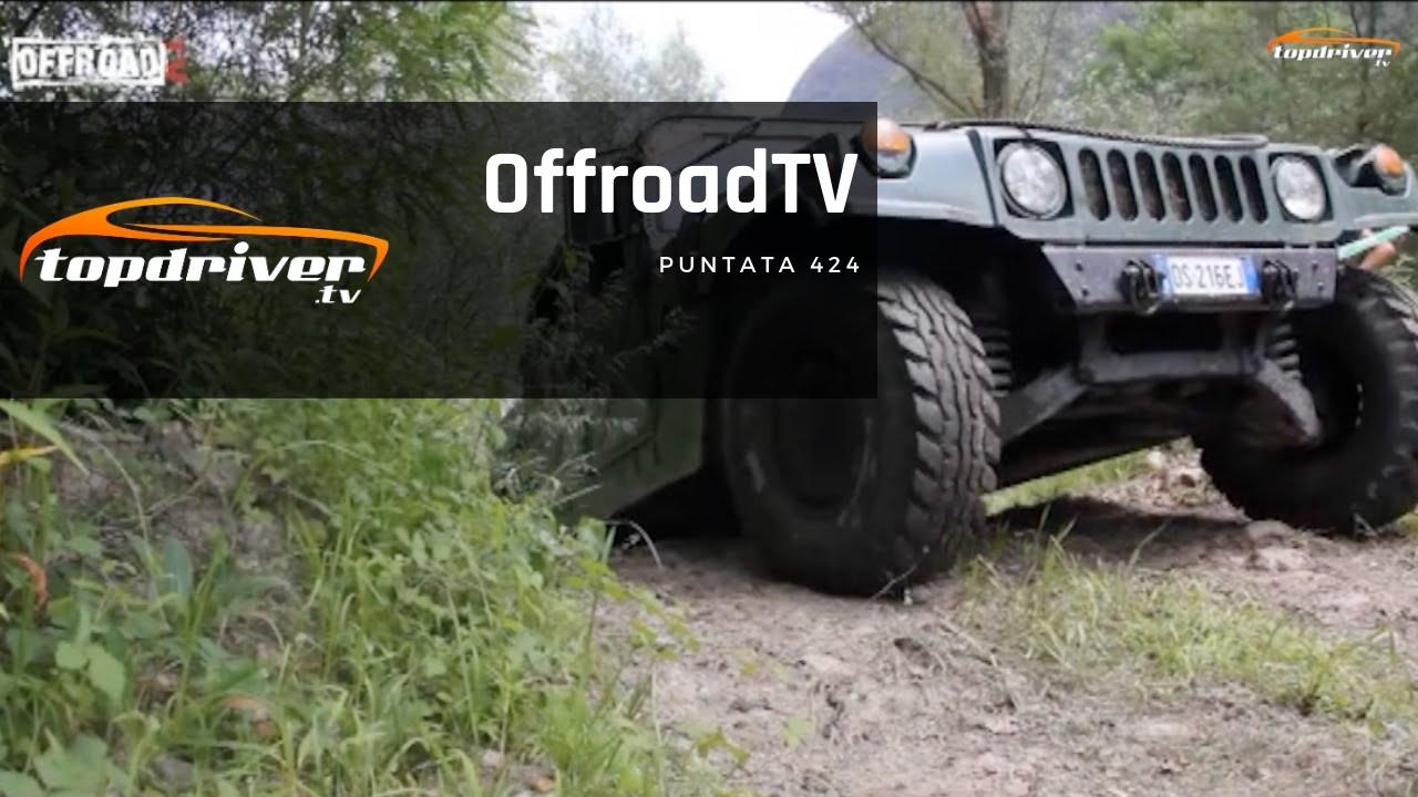 Offroadtv | Puntata 424