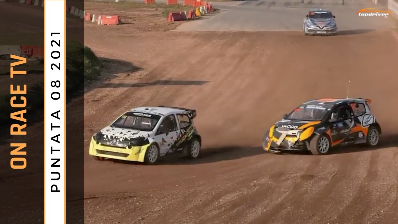 On Race Tv   Puntata 08 2021